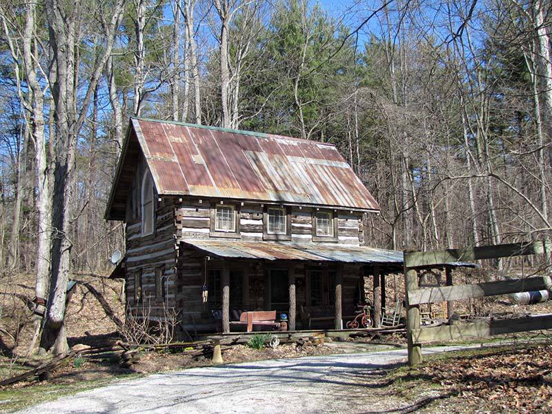 -Antique-Cabin-exterior